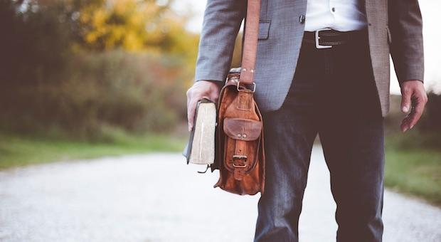Bible & Briefcase